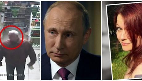 Βρετανία:Δηλητηρίαση Ρώσου πράκτορα