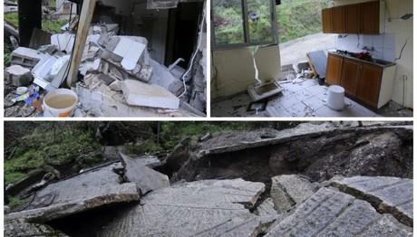 Τρίκαλα: Μεγάλες καταστροφές από την κακοκαιρία