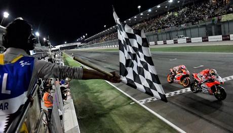 Θρίαμβος της Ducati στο Κατάρ στο MotoGP