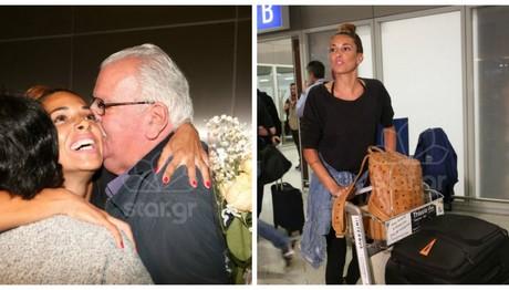 Survivor 2: Επέστρεψε στην Ελλάδα η Ελένη Χατζίδου