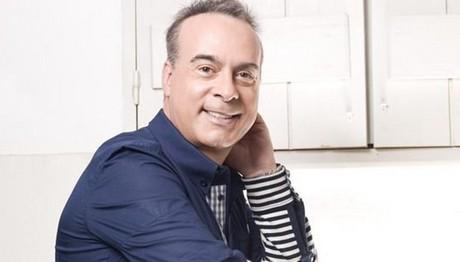 O Φώτης Σεργουλόπουλος ανέβασε φωτογραφία με τον γιο του