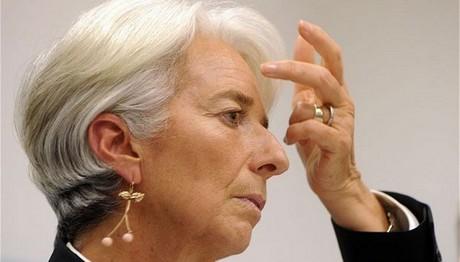 Η Λαγκάρντ ζητά από την ευρωζώνη να φτιάξει ειδικό ταμείο