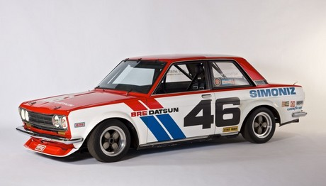 Η Nissan τιμήθηκε  στο φεστιβάλ Classic Motorsports Mitty