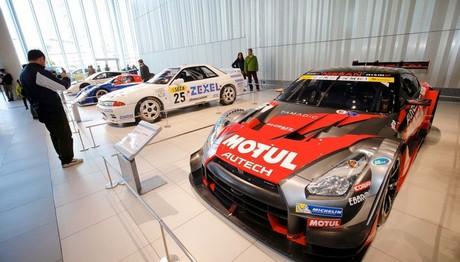 Η ομάδα Nissan / NISMO στους αγώνες του μηχανοκίνητου αθλητισμού