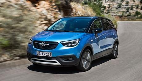 Δείτε πόσες είναι οι παραγγελίες για το Opel Crossland X
