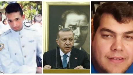Στα χέρια Ερντογάν η τύχη των δύο Ελλήνων στρατιωτικών