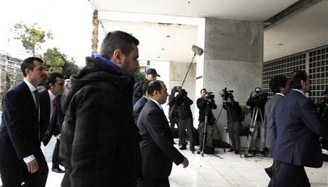 Το αίτημα των τουρκικών αρχών θα κριθεί την Παρασκευή