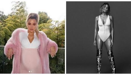 Khloe Kardashian: Ανέβασε την πρώτη φώτο μετά τον τοκετό