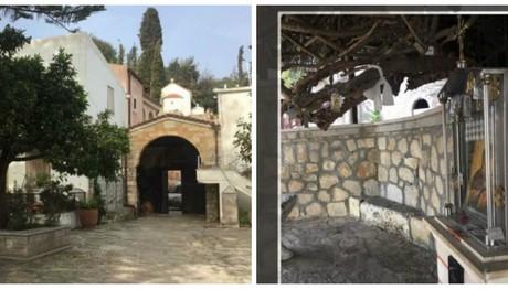 Διέρρηξαν Ιερά Μονή στην Κρήτη