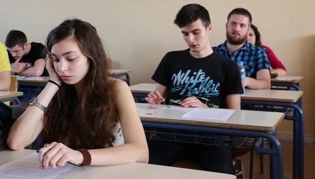 Το πρόγραμμα των Πανελλαδικών εξετάσεων 2018