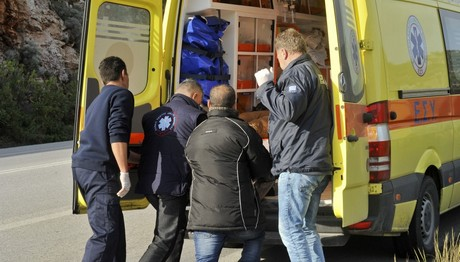Κρήτη: Αγόρι παρασύρθηκε από αυτοκίνητο