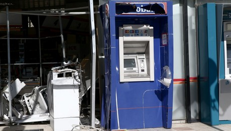 H σπείρα των ATM ξαναχτύπησε