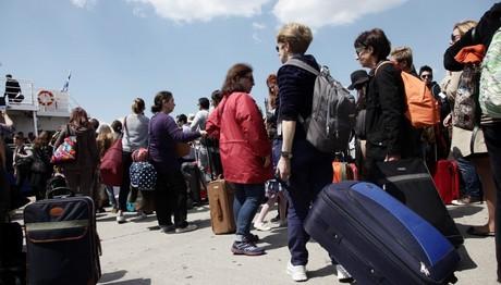 Αυξημένα μέτρα ασφαλείας: Ξεκίνησε η έξοδος του Πάσχα