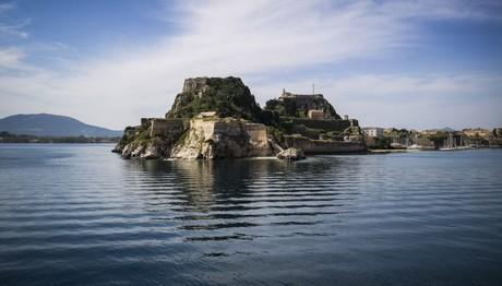 Αγέρωχο το φρούριο της Κέρκυρας