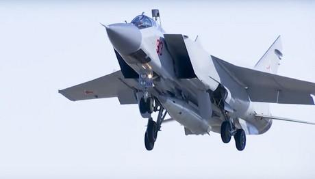 Επεισόδιο με ρωσικό μαχητικό και γαλλική φρεγάτα