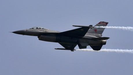 Κατέπεσε αεροσκάφος F-16 στο Λας Βέγκας