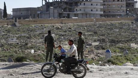 Αιματοκύλισμα από έκρηξη στην Συρία