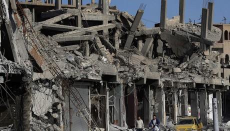 Βρέθηκε ομαδικός τάφος στη Ράκα