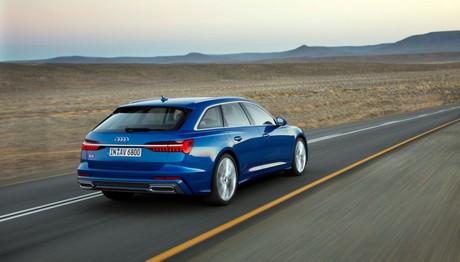 Οι κινητήρες του νέου Audi A6 Avant