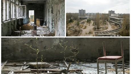 """""""Ανοίγει"""" και πάλι ο πυρηνικός σταθμός του Τσερνόμπιλ"""
