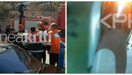 Κρήτη: Σίδερο καρφώθηκε στον μηρό 16χρονου