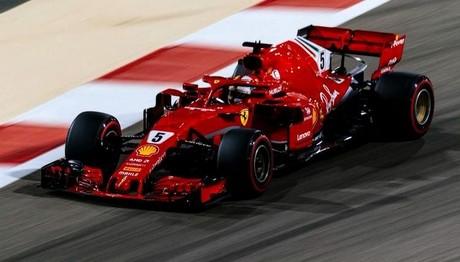 Formula 1: Νίκησε ο  Vettel με Ferrari
