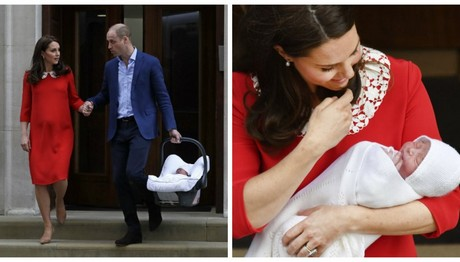 Kate Middleton: Για ποιο λόγο βγαίνει πάντα από το νοσοκο