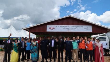 Τι θέλει η  Kia στη Ρουάντα