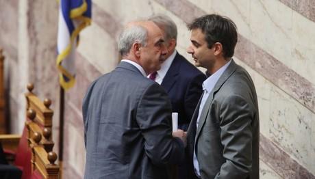 Εκτός ψηφοδελτίων ο Μεϊμαράκης; Τι απαντά η ΝΔ