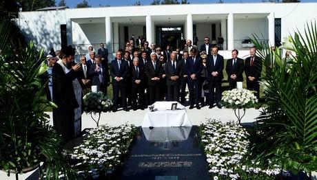 Μνημόσυνο για τα 20 χρόνια από τον θάνατο Καραμανλή