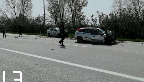 Τροχαίο στη Θεσσαλονίκη - Ένας νεκρός