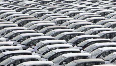 Δείτε πόσα καινούργια οχήματα πουλήθηκαν τον Μάρτιο