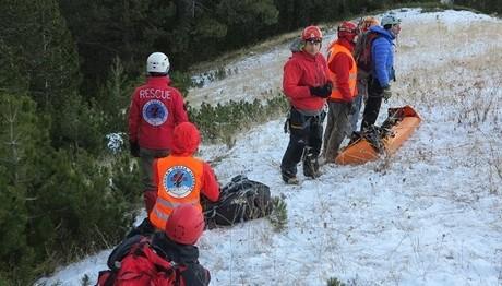 Θρίλερ στον Όλυμπο για τη διάσωση Γάλλου ορειβάτη
