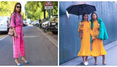 Άνοιξη- Καλοκαίρι 2018: Τα χρώματα που επικρατούν