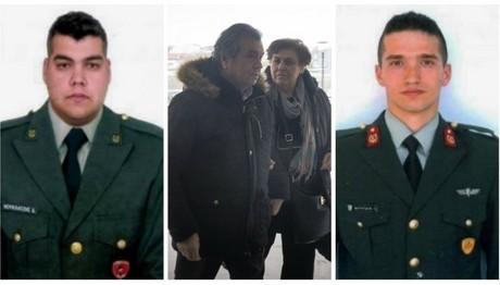 Αγωνία για τους δύο Έλληνες στρατιωιτκούς