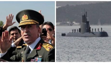 Νέα πρόκληση Άγκυρας για Αιγαίο και Μεσόγειο