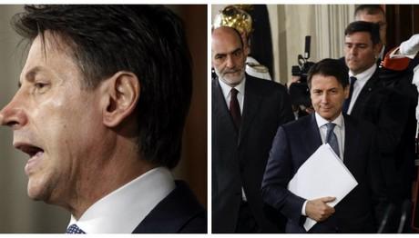 Ιταλία: Eντολή σχηματισμού κυβέρνησης στον Κόντι