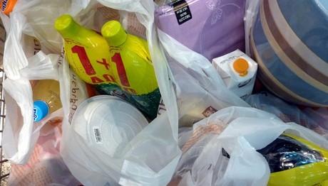 Υποβολή δηλώσεων για το τέλος πλαστικής σακούλας