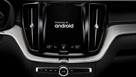 Η Volvo και η  Google συνεργάζονται  για τα νέα συστήματα  ενημέρωσης και ψυχαγωγίας