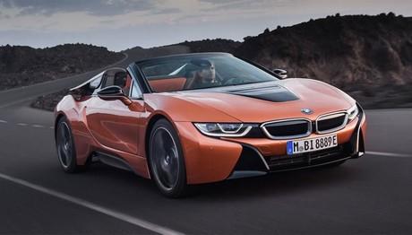 Ποιο βραβείο απέσπασε το σύστημα κίνησης του BMW i8