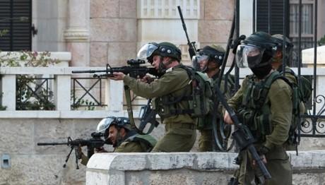 Βηθλεέμ: Τραυματίστηκαν στρατιώτες από επίθεση με αυτοκίν