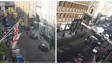 Συναγερμός στο Μέιφερ του Λονδίνου