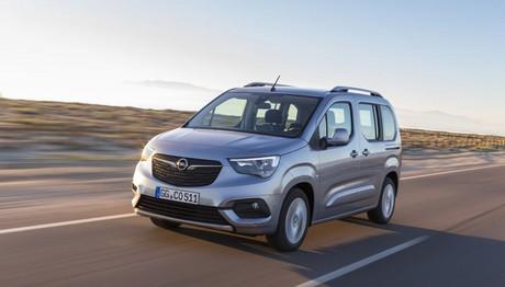 Ξεκίνησαν οι παραγγελίες για νέο Opel Combo Life