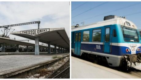 Διεκόπη η σιδηροδρομική σύνδεση Αθήνας-Θεσσαλονίκης