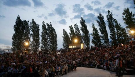 Συναυλία στο θέτρο Βράχων