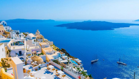 Ελλάδα - Σαντορίνη