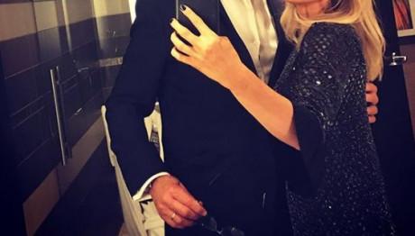 Ο David Hasselhoff με την σύντροφό του Hayley Roberts
