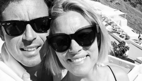 Βίκυ Καγιά επέτειος γάμου Instagram