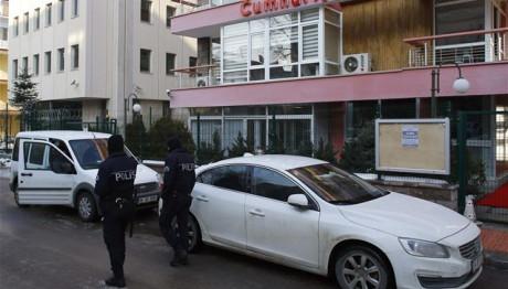 αστυνομ'ια, συλληψη, τουρκια