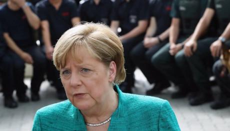 Μέρκελ: Δε μιλήσαμε για προσφυγικό και ΦΠΑ με τον Τσίπρα